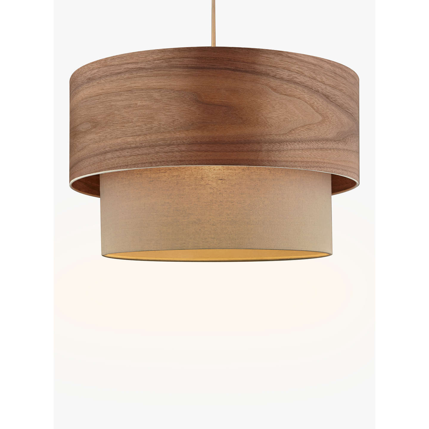 Design project by john lewis no028 ceiling light walnut veneer buydesign project by john lewis no028 ceiling light walnut veneergrey online aloadofball Images