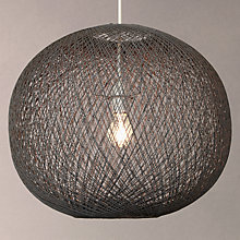 Buy John Lewis Granville Easy-to-Fit Pendant Light Online at johnlewis.com