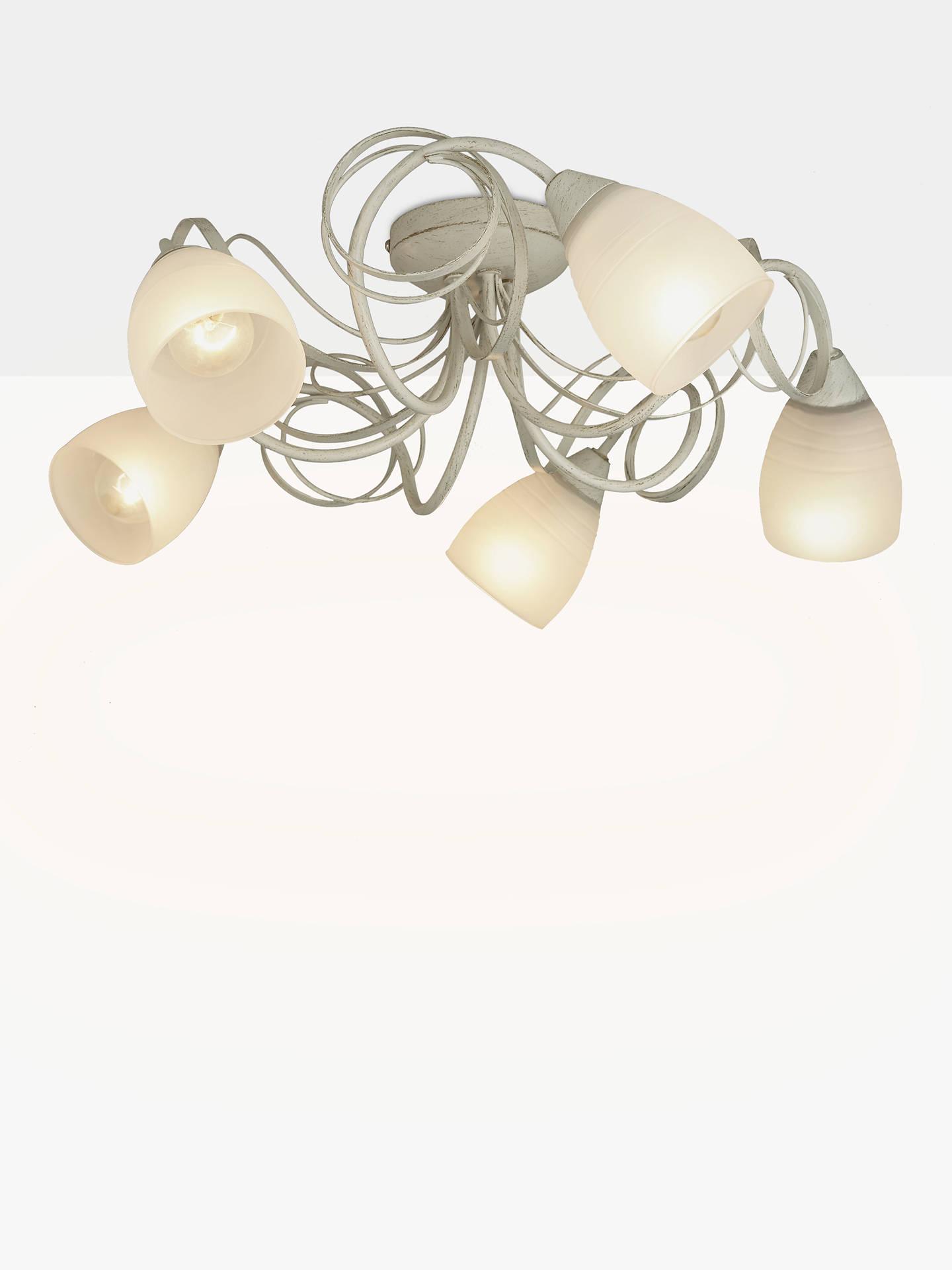 8e30f5b253be Buy John Lewis   Partners Maisie Semi Flush Ceiling Light