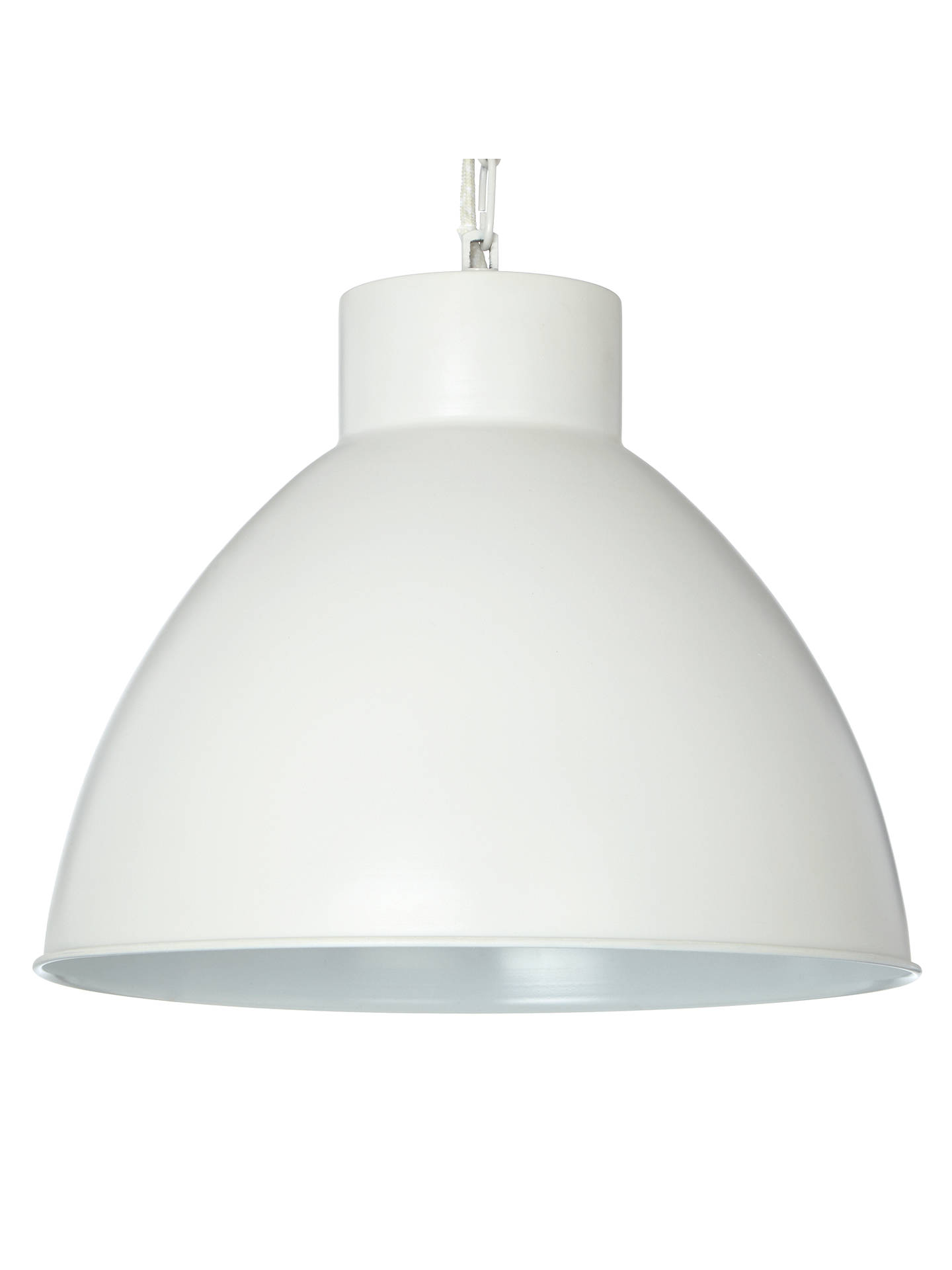 John Lewis Norton Utility Ceiling Light