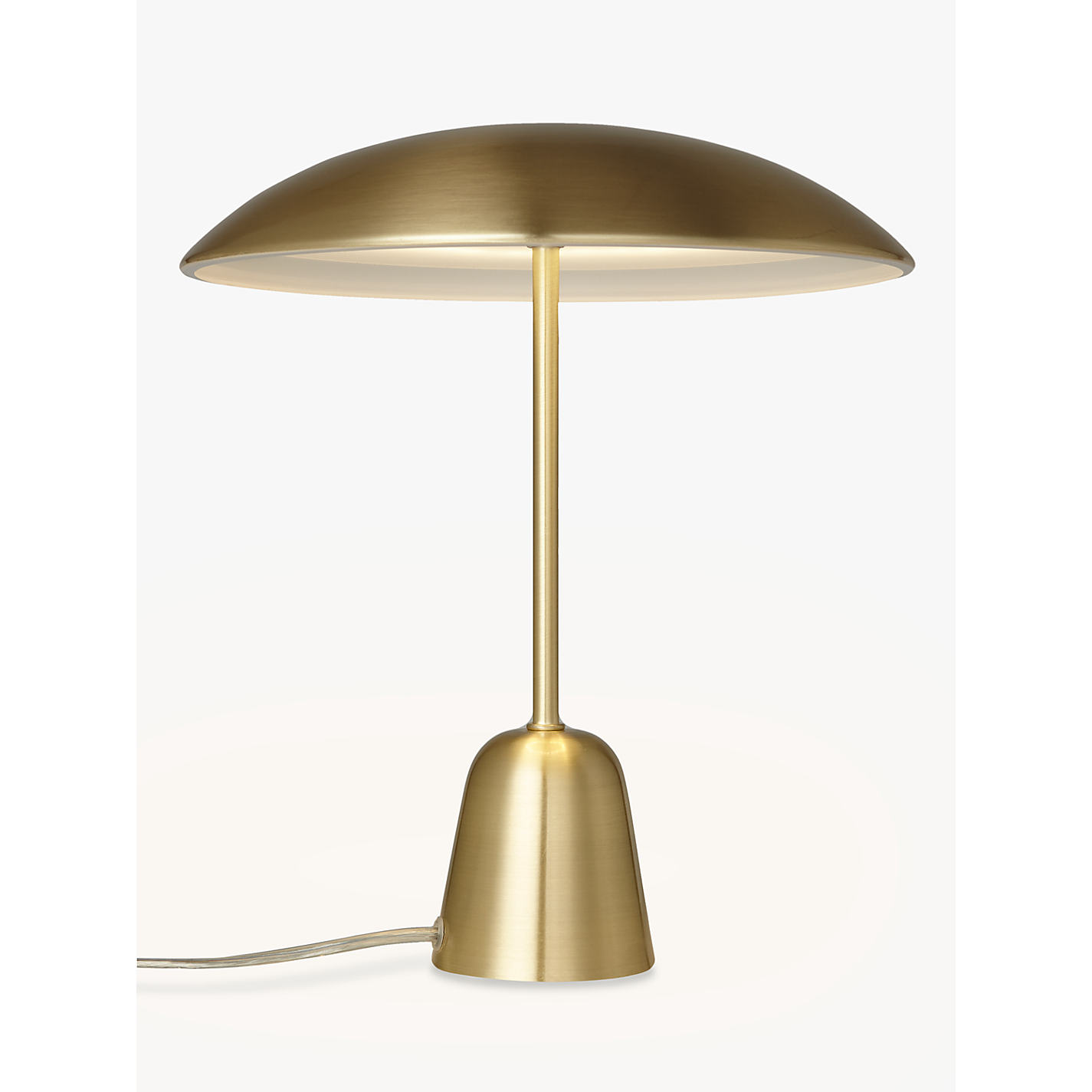 Buy design project by john lewis no053 led table lamp john lewis buy design project by john lewis no053 led table lamp online at johnlewis geotapseo Image collections