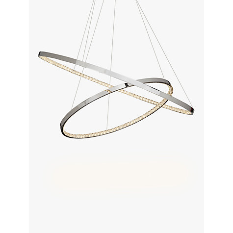 Buy john lewis zephyr led dual ring pendant ceiling light chrome buy john lewis zephyr led dual ring pendant ceiling light chrome online at johnlewis aloadofball Gallery