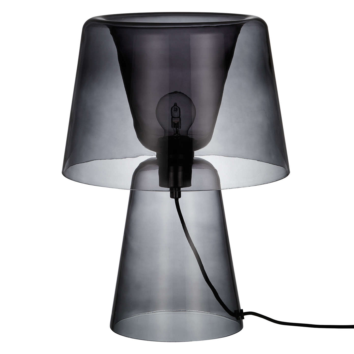 Design project by john lewis large glass table lamp for John lewis design service