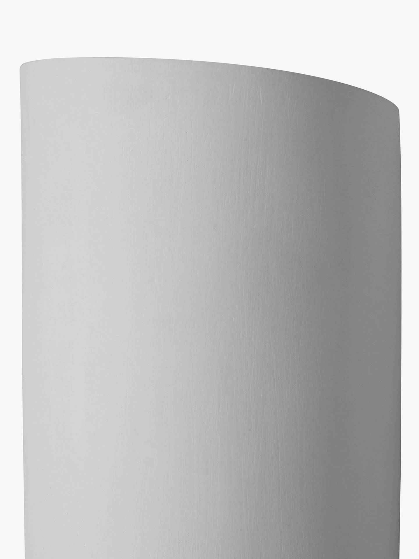 BuyJohn Lewis & Partners Picton LED Cone Wall Light, White Online at johnlewis.com
