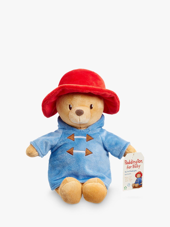Rainbow Designs Paddington Bear Plush Soft Toy