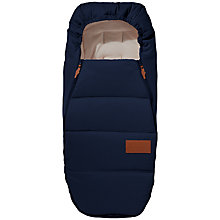 Buy Joolz Geo Pushchair Footmuff, Parrot Blue Online at johnlewis.com