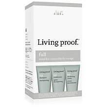 Buy Living Proof Full Travel Kit Haircare Gift Set Online at johnlewis.com