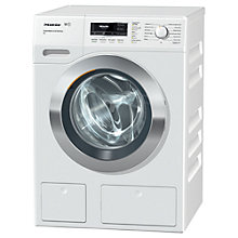 Buy Miele WKR 571 WPS Washing Machine, 9kg Load, A+++ Energy Rating, 1600rpm Spin, White Online at johnlewis.com
