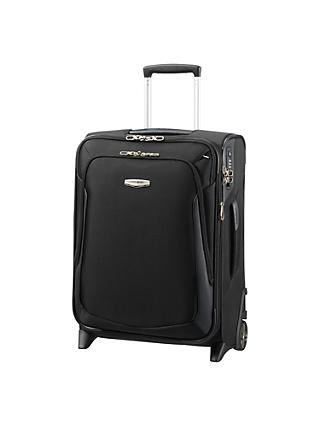 Samsonite X'Blade 3.0 Upright 2-Wheel 55cm Cabin Suitcase, Black