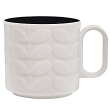 Buy Orla Kiely Raised Stem Mug, 250ml Online at johnlewis.com