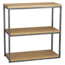 Buy John Lewis Calia Low Display Unit Online at johnlewis.com