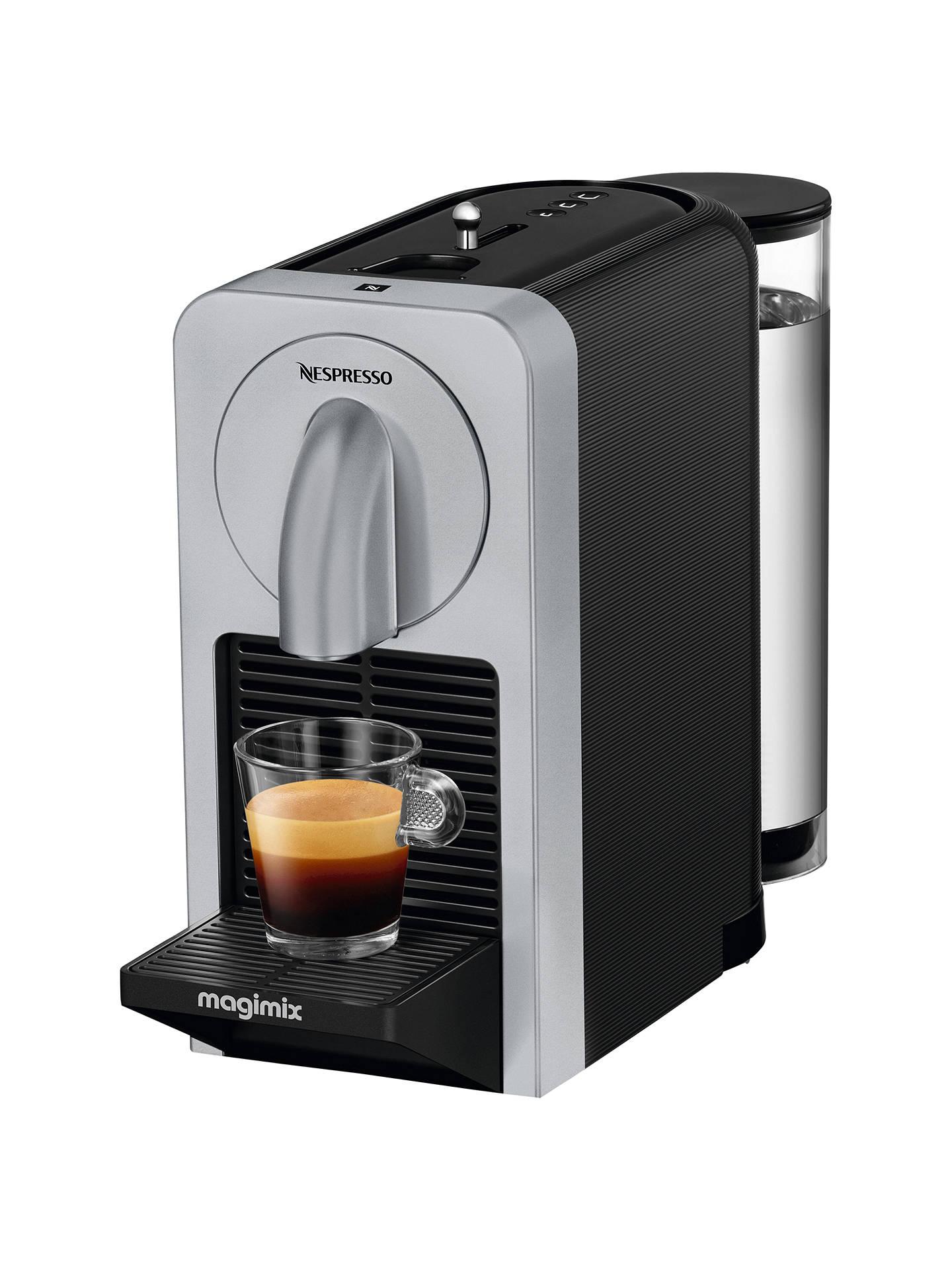 Nespresso Prodigio Coffee Machine By Magimix With Bluetooth