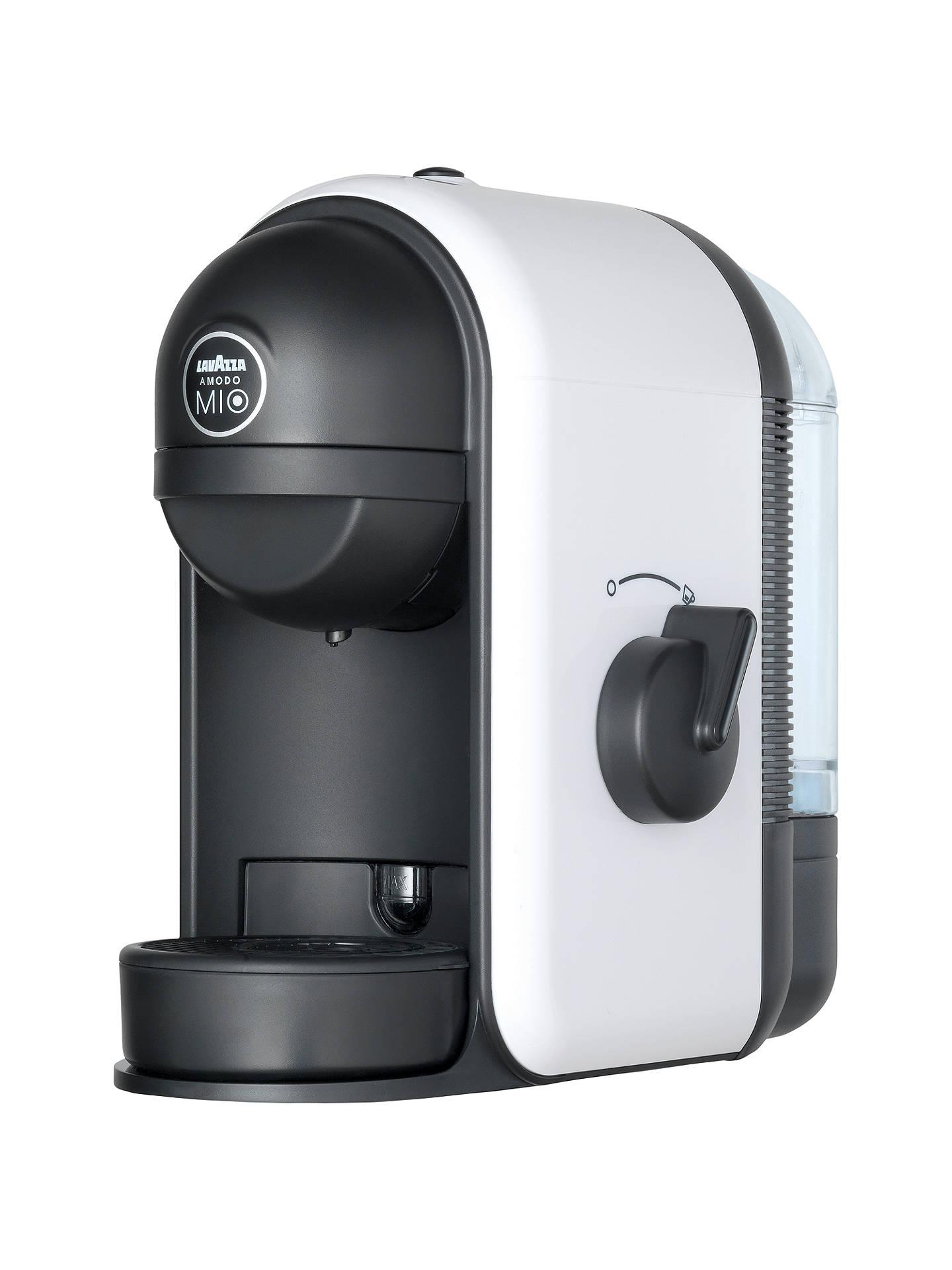 Lavazza A Modo Mio Minù Coffee Maker At John Lewis Partners