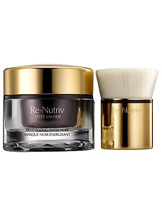 Estée Lauder Re-Nutriv Ultimate Diamond Revitalising Mask, Noir, 50ml