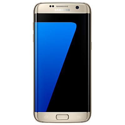 Samsung Galaxy S7 Edge Smartphone, Android, 5.5, 4G LTE, SIM Free, 32GB