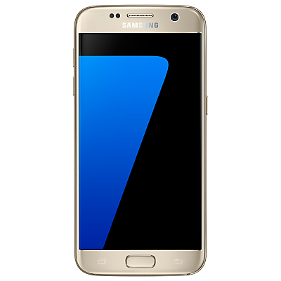 Samsung Galaxy S7 Smartphone, Android, 5.1, 4G LTE, SIM Free, 32GB