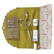 Buy Liberty Ianthe Tana Lawn Sewing Roll, Green Online at johnlewis.com