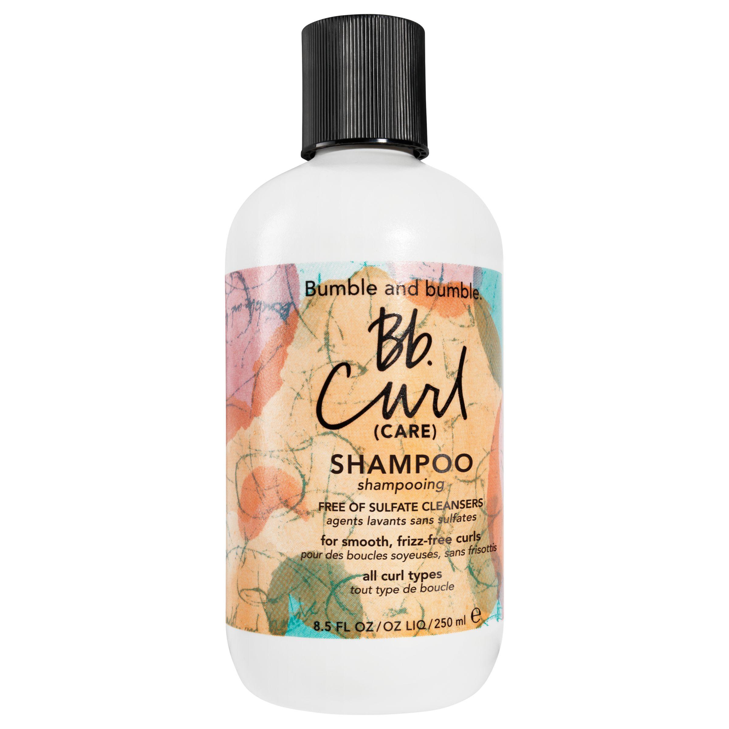 Bumble and bumble Bumble and bumble Curl Sulphate Free Shampoo, 250ml