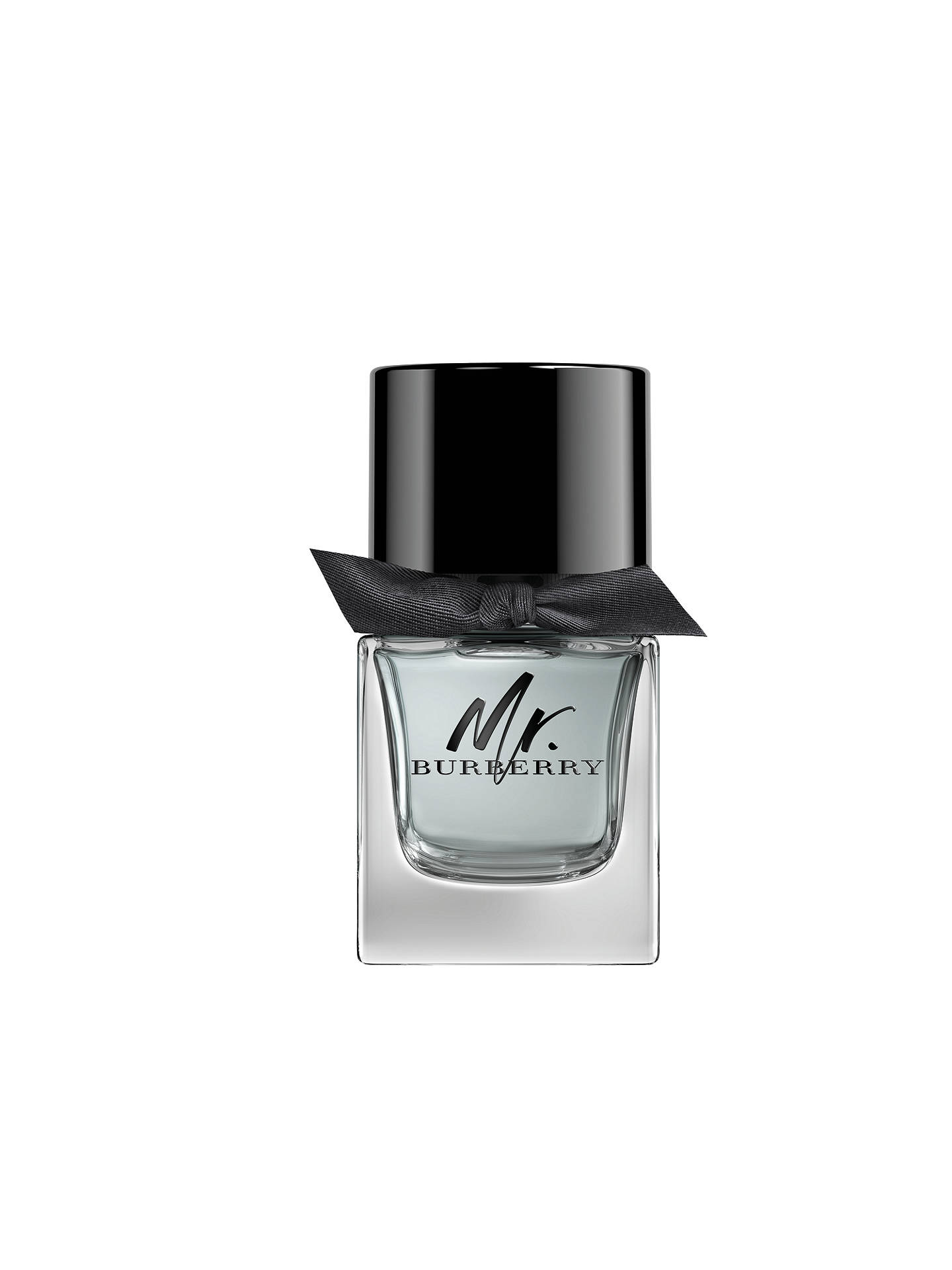 BuyBurberry Mr. Burberry Eau de Toilette, 50ml Online at johnlewis.com