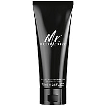 Buy Burberry Mr. Burberry Face Moisturiser, 75ml Online at johnlewis.com