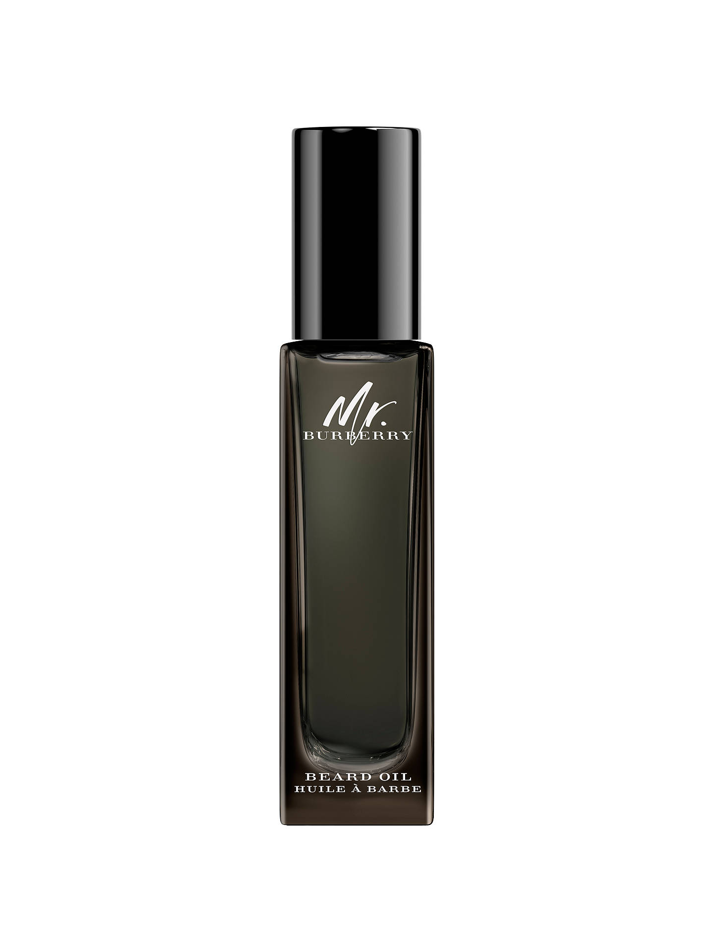Buy Burberry Mr. Burberry Beard Oil, 30ml Online at johnlewis.com