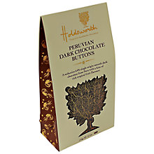 Buy Holdsworth Dark Chocolate Buttons Treat Bag, 175g Online at johnlewis.com