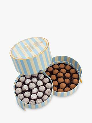 Charbonnel et Walker Milk & Dark Chocolate Sea Salt Caramel Truffles