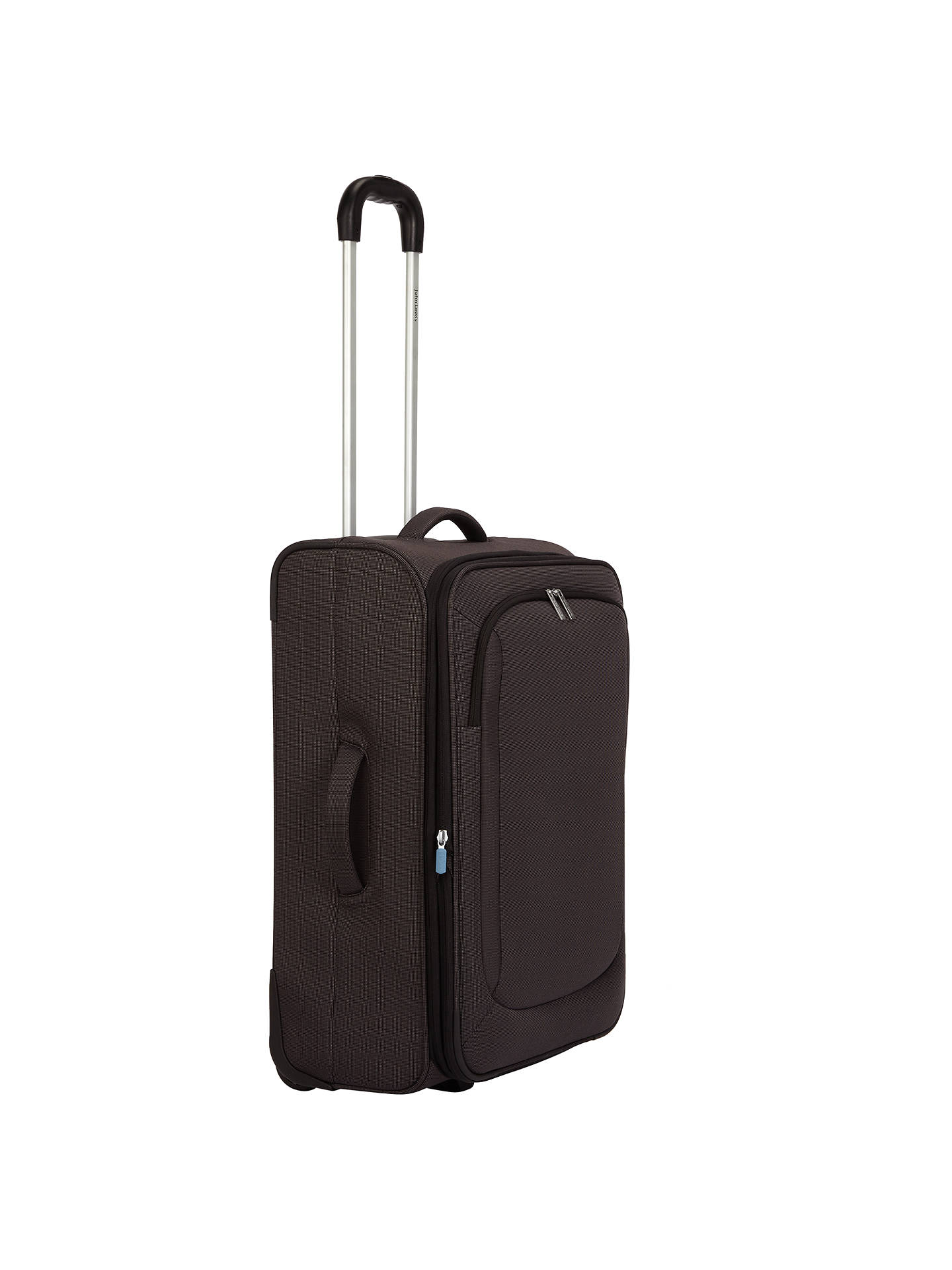 Buy John Lewis & Partners Greenwich 2-Wheel 64cm Suitcase, Graphite Online at johnlewis.com