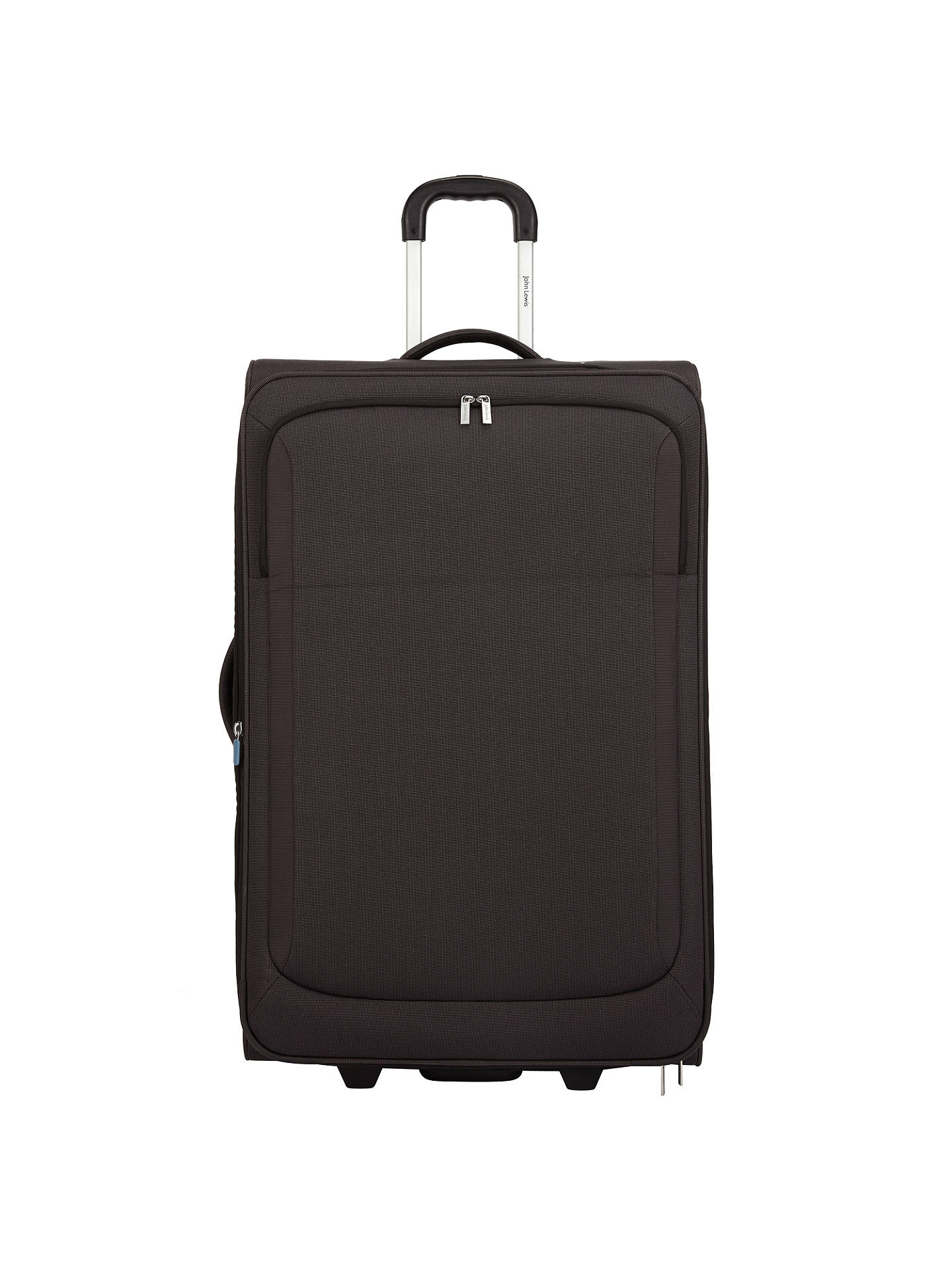 Buy John Lewis & Partners Greenwich 2-Wheel 83cm Suitcase, Graphite Online at johnlewis.com