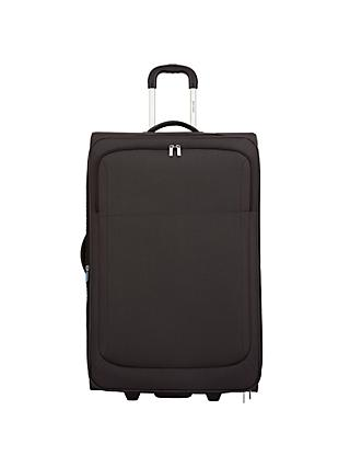 John Lewis & Partners Greenwich 2-Wheel 83cm Suitcase, Graphite