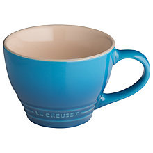 Buy Le Creuset Stoneware Grand Mug, 400ml Online at johnlewis.com