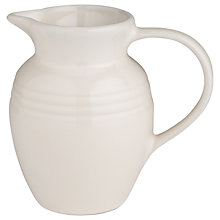 Buy Le Creuset Stoneware Breakfast Jug, 600ml Online at johnlewis.com