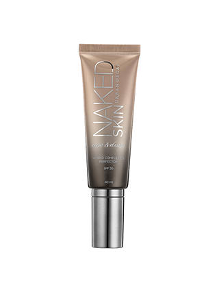 Buy Urban Decay Naked Skin One & Done Hybrid Complexion Perfector Broad Spectrum SPF 20, Light Online at johnlewis.com