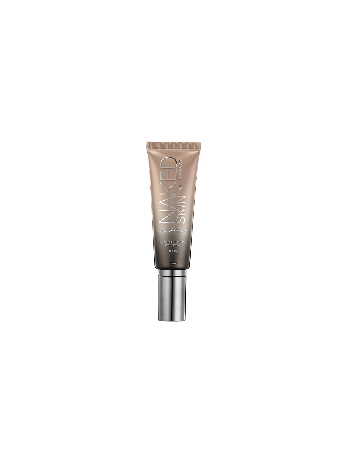 Buy Urban Decay Naked Skin One & Done Hybrid Complexion Perfector Broad Spectrum SPF 20, Deep Online at johnlewis.com