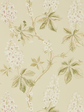Sanderson Chestnut Tree Wallpaper