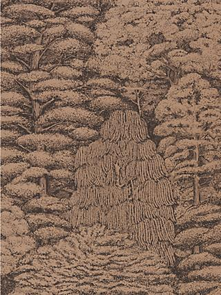 Sanderson Woodland Toile Wallpaper