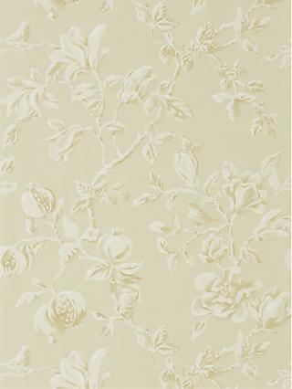 Sanderson Magnolia and Pomegranate Wallpaper