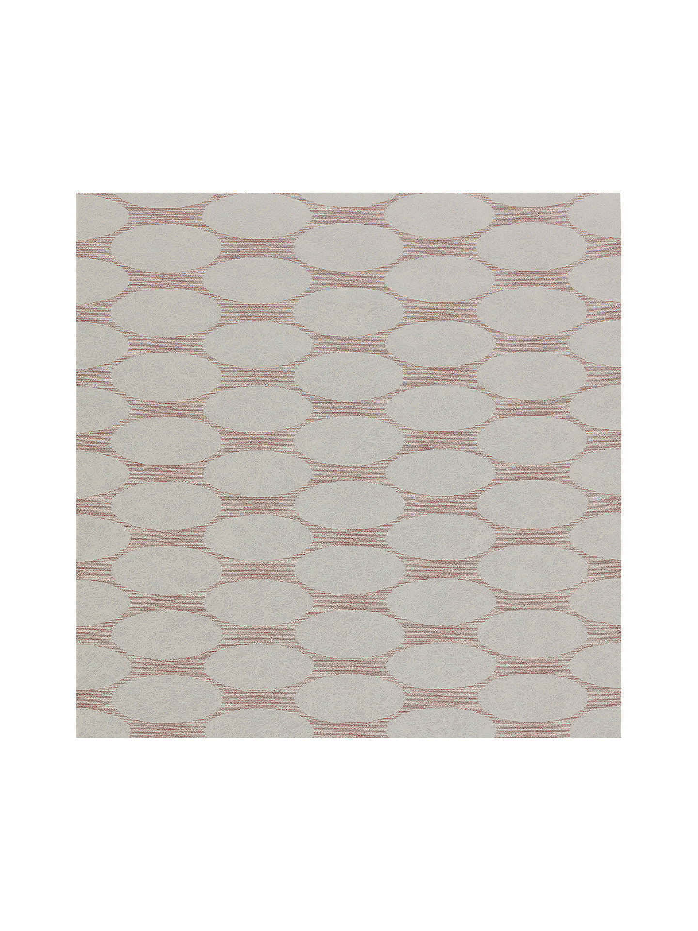 Buy Anthology Cazimi Wallpaper, Copper / Silver 111355 Online at johnlewis.com
