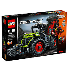 Buy LEGO Technic 42054 CLAAS XERION 5000 TRAC VC Tractor Online at johnlewis.com