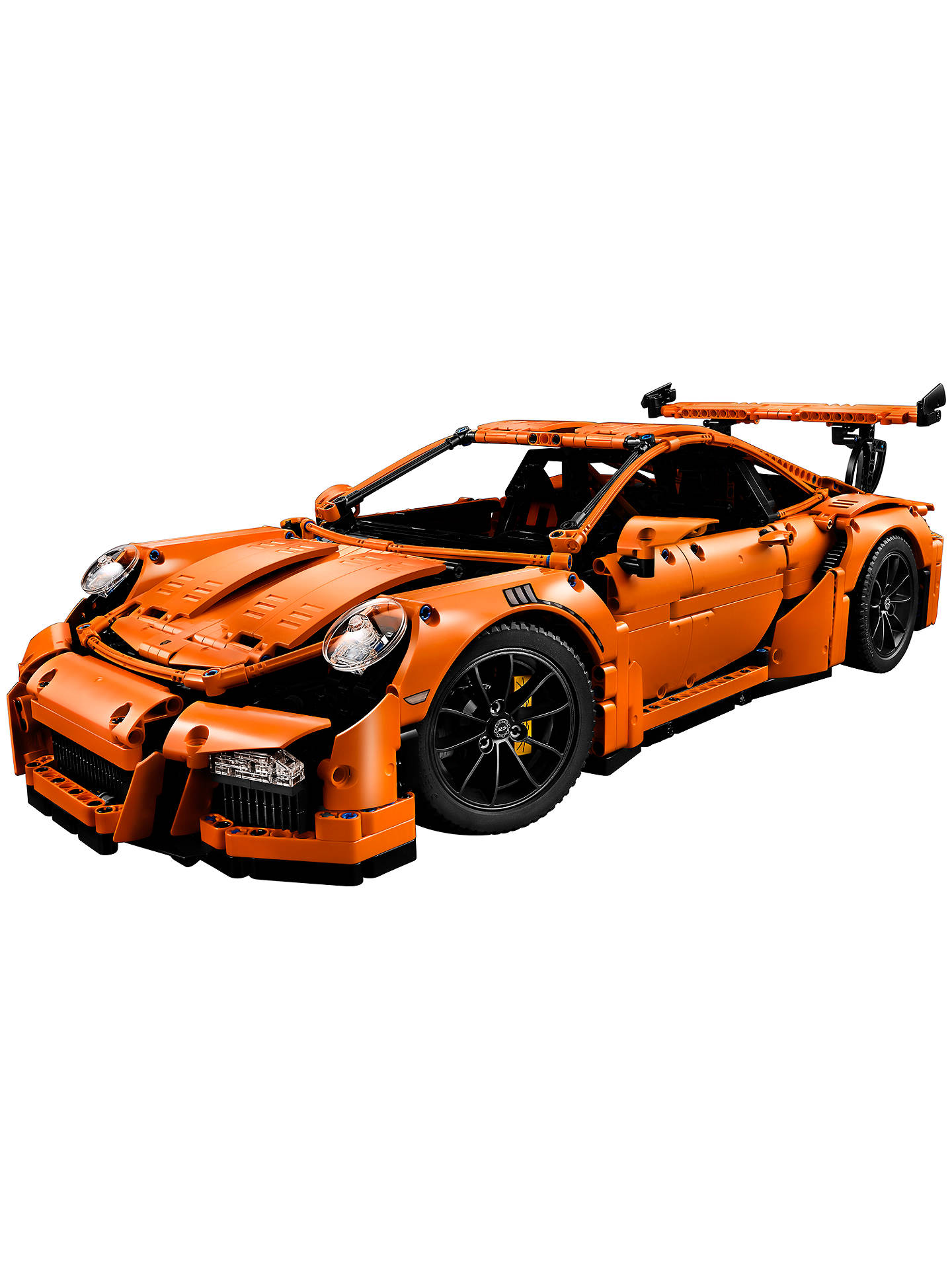 lego technic 42056 porsche 911 gt3 rs at john lewis partners. Black Bedroom Furniture Sets. Home Design Ideas