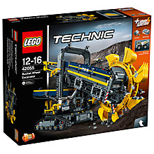 Buy LEGO Technic 42055 Bucket Wheel Excavator Online at johnlewis.com