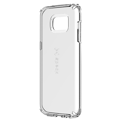 Speck CandyShell Case for Samsung Galaxy S7 Edge, Clear
