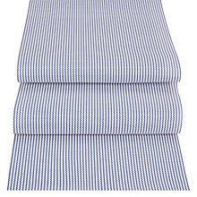 Buy John Lewis Polypropylene Runner, Cobalt / White Online at johnlewis.com