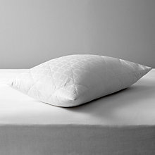 Buy John Lewis Specialist Synthetic Active Anti Allergy Standard Pillow Protector Online at johnlewis.com