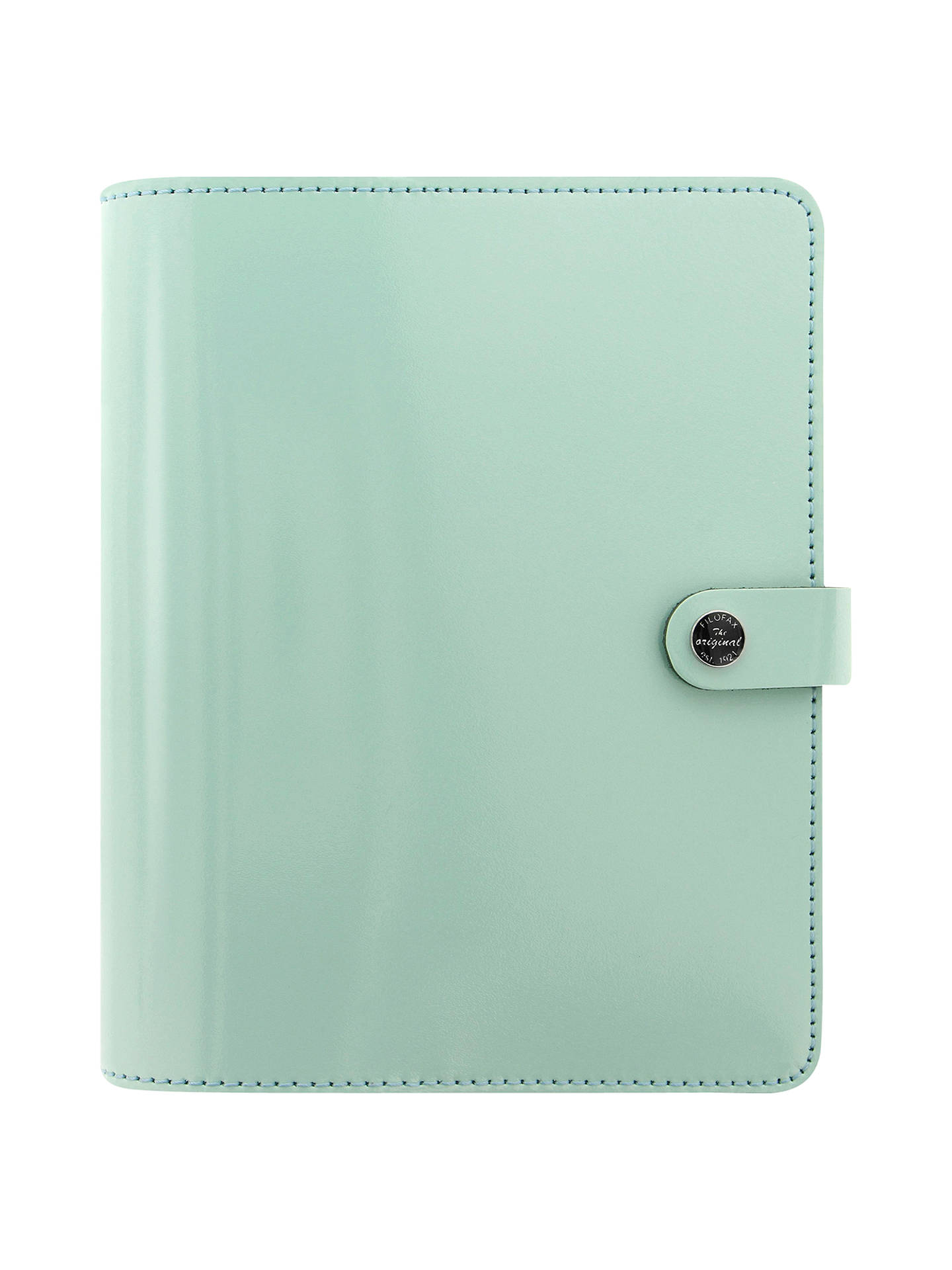 Filofax The Original A5 Organiser, Duck Egg at John Lewis