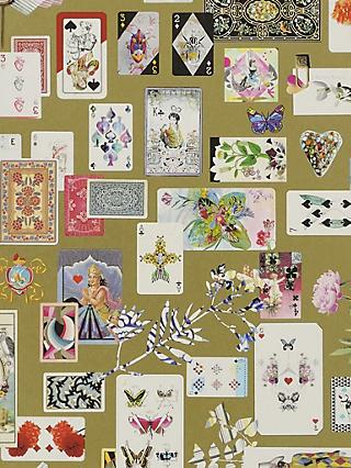Christian Lacroix Maison De Jeu Wallpaper