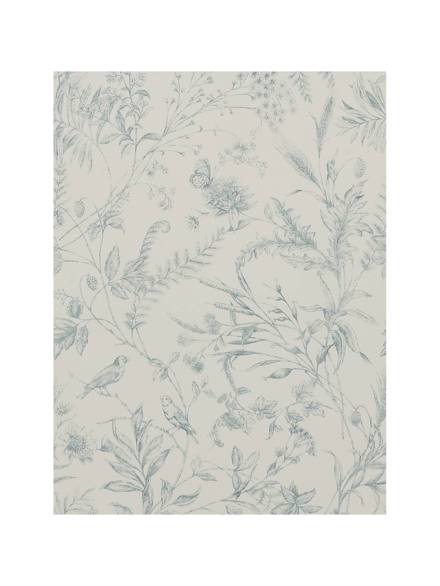 Buy Ralph Lauren Fern Toile Wallpaper, Drawing Room PRL710/01 Online at johnlewis.com