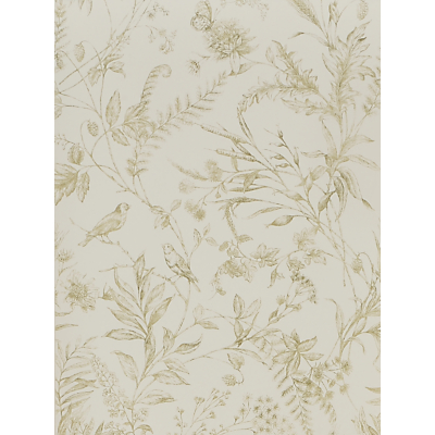 Image of Ralph Lauren Fern Toile Wallpaper