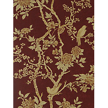 Buy Ralph Lauren Marlowe Floral Wallpaper Online at johnlewis.com
