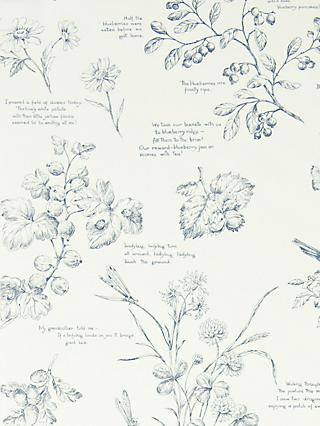 Ralph Lauren Nature Study Toile Wallpaper